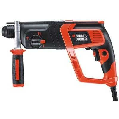 Black & Decker KD985KA SDS-Plus Πιστολέτο