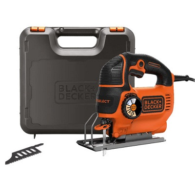 Black & Decker KS901SEK-QS Σέγα 620W Με Autoselect