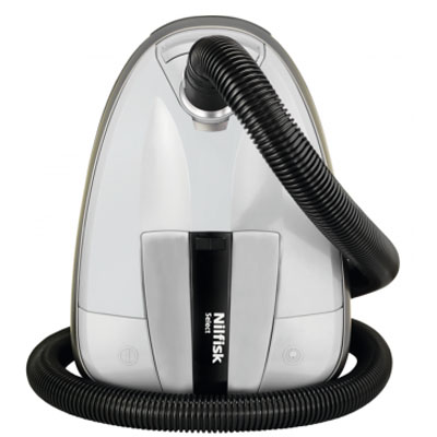 Nilfisk 107405641 Select Classic White Σκούπα 750W