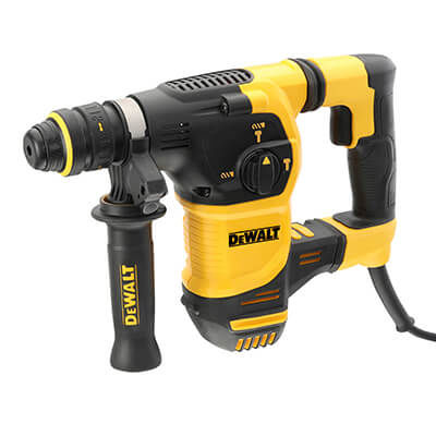 Dewalt D25334K Brushless Πιστολέτο SDS-Plus 950W