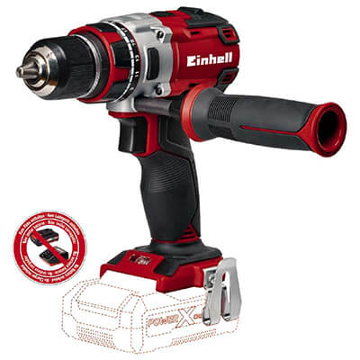 Einhell 4513850 TE-CD 18 Li Brushless Δραπανοκατσάβιδο Μπαταρίας (Solo)