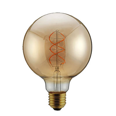 "Eurolamp 147-81806 G95 Filament ""Decor"" Dimmable Λάμπα LED 5W"